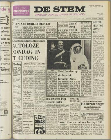de Stem 1973-11-15