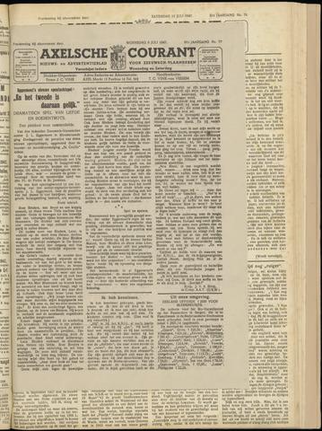 Axelsche Courant 1947-07-09