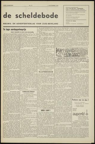 Scheldebode 1970-11-06