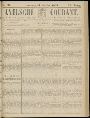 Axelsche Courant 1908-10-21