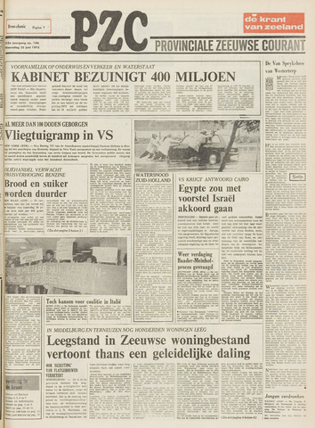 Provinciale Zeeuwse Courant 1975-06-25