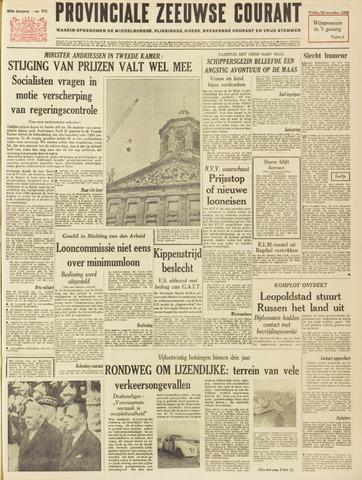 Provinciale Zeeuwse Courant 1963-11-22