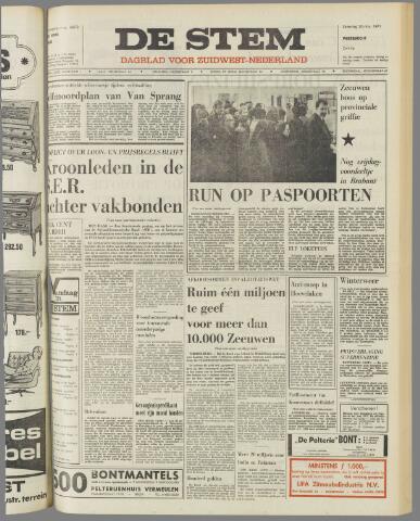 de Stem 1971-11-20