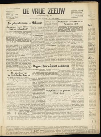 de Vrije Zeeuw 1950-08-11