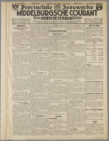 Middelburgsche Courant 1935-01-03