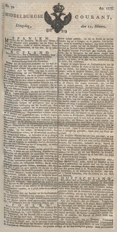 Middelburgsche Courant 1777-03-11