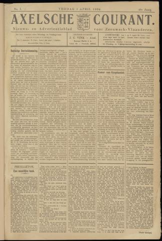 Axelsche Courant 1932-04-01