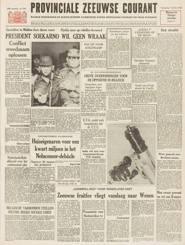 Provinciale Zeeuwse Courant 1965-10-07