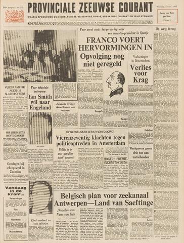 Provinciale Zeeuwse Courant 1966-11-23