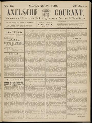 Axelsche Courant 1904-05-28