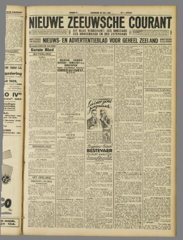 Nieuwe Zeeuwsche Courant 1929-07-20