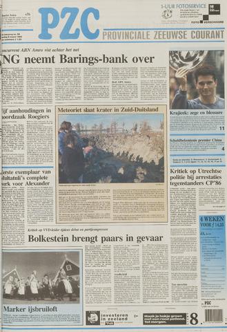 Provinciale Zeeuwse Courant 1995-03-06