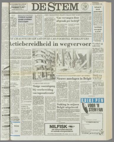 de Stem 1985-11-06