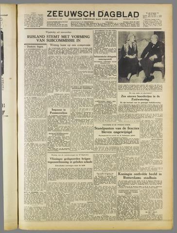 Zeeuwsch Dagblad 1951-12-01