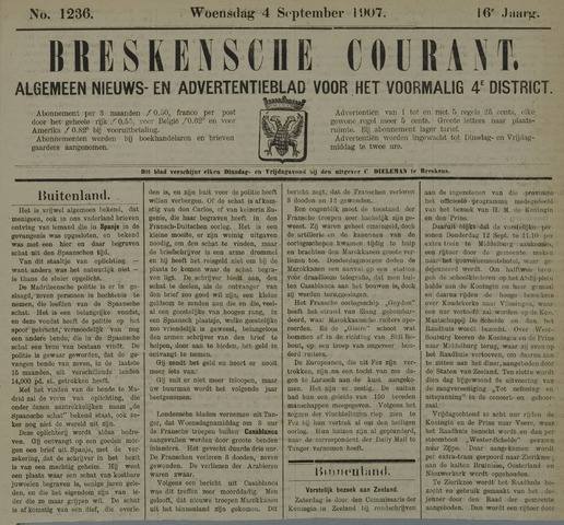 Breskensche Courant 1907-09-04