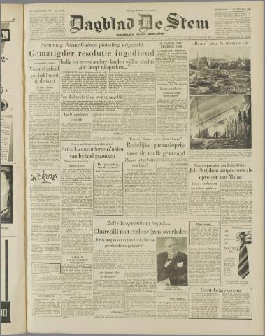 de Stem 1954-12-01