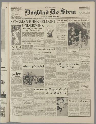 de Stem 1960-04-21