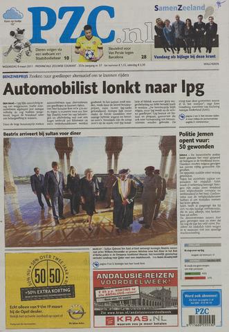 Provinciale Zeeuwse Courant 2011-03-09