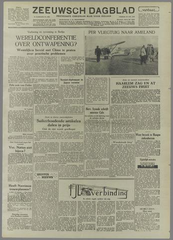 Zeeuwsch Dagblad 1954-01-29