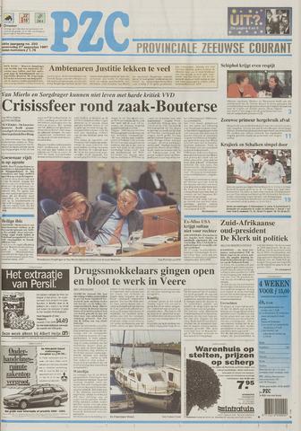 Provinciale Zeeuwse Courant 1997-08-27