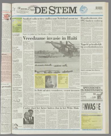 de Stem 1994-09-20