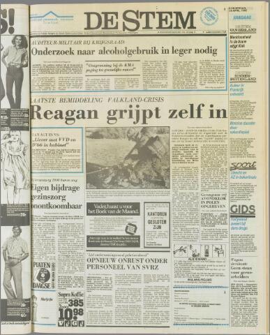 de Stem 1982-04-29