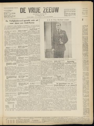 de Vrije Zeeuw 1950-06-29