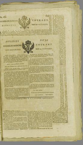 Middelburgsche Courant 1806-10-28