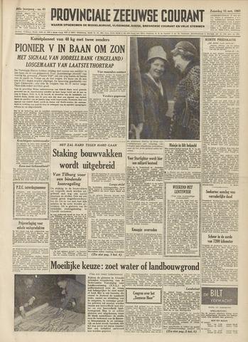 Provinciale Zeeuwse Courant 1960-03-12