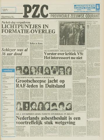 Provinciale Zeeuwse Courant 1977-10-21