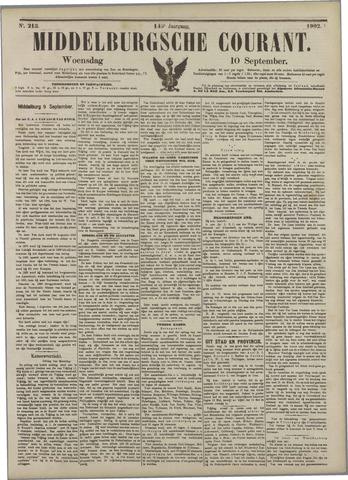 Middelburgsche Courant 1902-09-10
