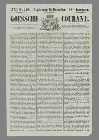 Goessche Courant 1872-12-19
