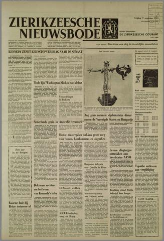 Zierikzeesche Nieuwsbode 1963-08-09