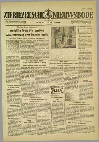 Zierikzeesche Nieuwsbode 1960-05-16