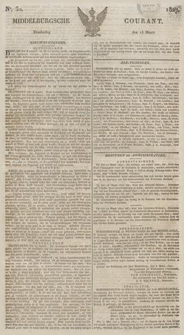 Middelburgsche Courant 1827-03-15