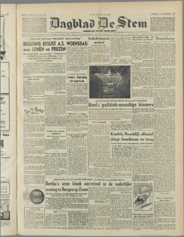 de Stem 1950-09-02