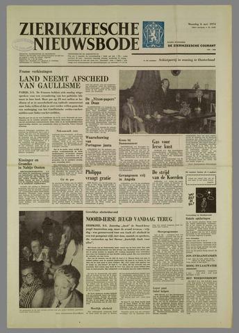 Zierikzeesche Nieuwsbode 1974-05-06