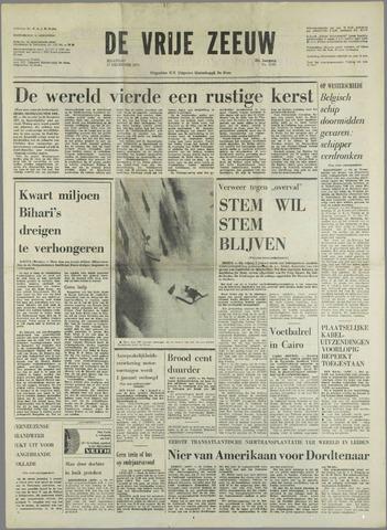 de Vrije Zeeuw 1971-12-27
