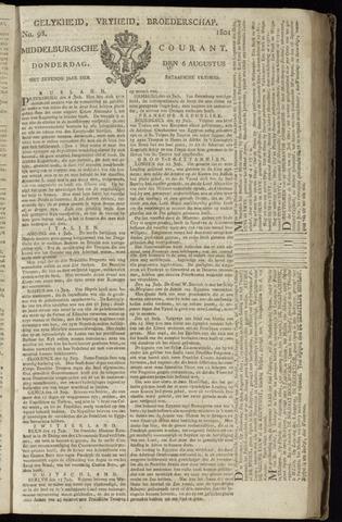 Middelburgsche Courant 1801-08-06