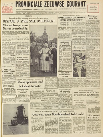 Provinciale Zeeuwse Courant 1963-07-19