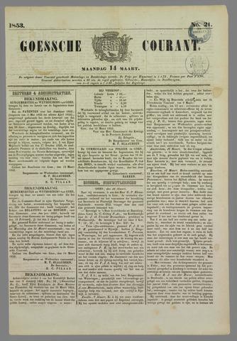 Goessche Courant 1853-03-14