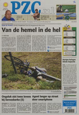 Provinciale Zeeuwse Courant 2011-07-11