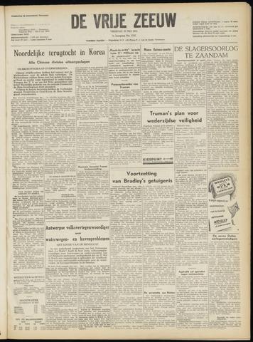 de Vrije Zeeuw 1951-05-25