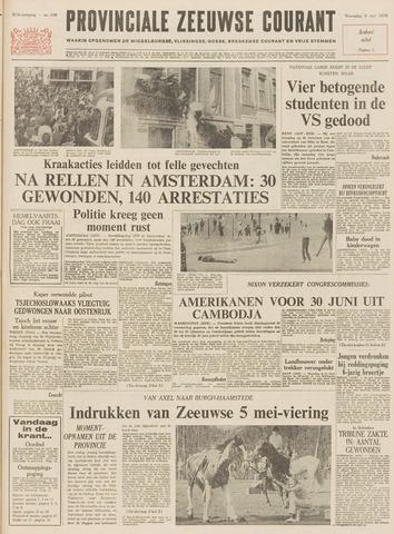 Provinciale Zeeuwse Courant 1970-05-06