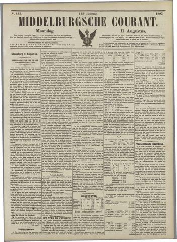 Middelburgsche Courant 1902-08-11