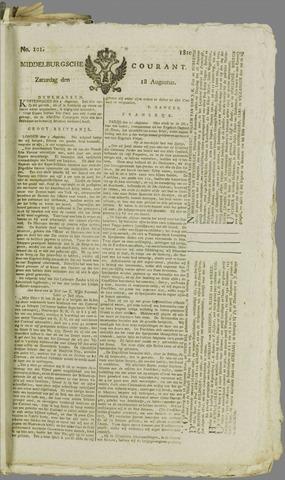 Middelburgsche Courant 1810-08-18