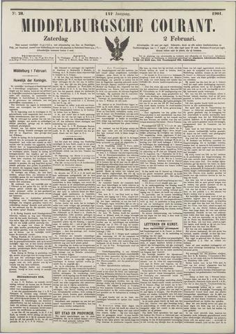 Middelburgsche Courant 1901-02-02