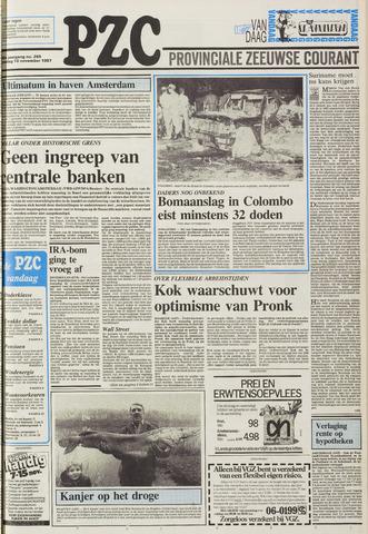 Provinciale Zeeuwse Courant 1987-11-10