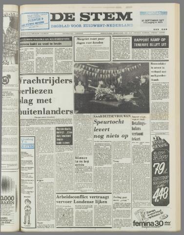 de Stem 1977-09-27