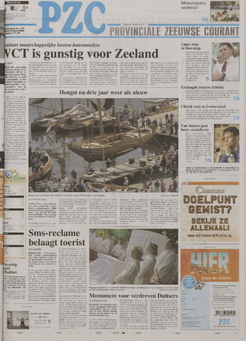 Provinciale Zeeuwse Courant 2006-06-19